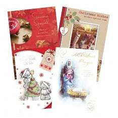 50 pack Christmas cards 47p @ jtf