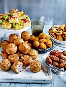 free wine or cava when you buy 3 packs of party food *Instore* @ M&S