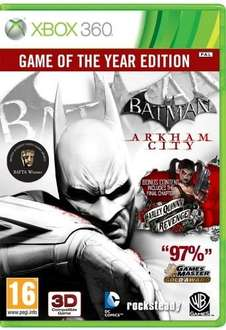 Batman: Arkham City - Game of the Year Edition (X360) £6.95 Delivered @ Coolshop