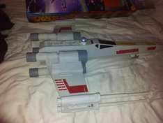 Giant Star Wars Xwing £10 Asda instore
