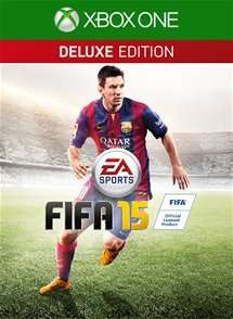Fifa 15 Deluxe Edition + 2200 Fifa Points (Xbox One) £27.50  @ Xbox Store (UK)