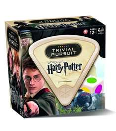 Harry Potter Trivial Pursuit Pre-Order £9.99 Free Delivery @ BBC Shop