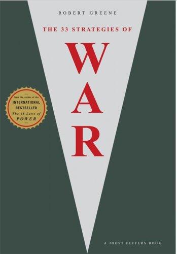 The 33 Strategies Of War - Robert Greene 99p (Kindle) @ Amazon UK