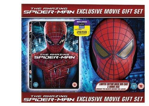 The Amazing Spider-Man DVD + UV Copy & Mask (DVD Gift Set) £7.19 Delivered @ 365 Games
