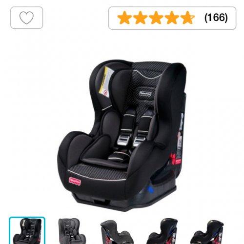 Fisher Price car seat 0-4 years half price £49.99 @ Argos