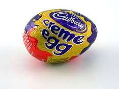 CREME EGGS 3 FOR £1 IN SAINSBURYS