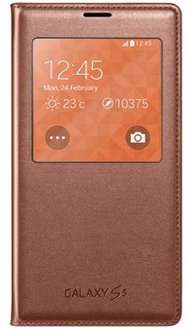 Samsung Galaxy S5 View Phone Cover instore or online £21.00 @ vodafone