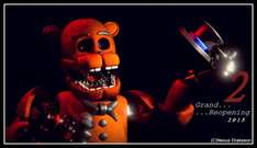 Five nights at Freddy's 2 - Google Play Store 64p