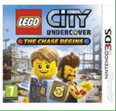 Lego City Undercover Chase Begins 3DS £15 @ Tesco Online