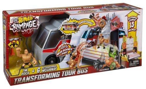 WWE rumbler tour bus £5.99 @ smyths toys
