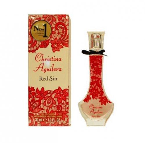 Christina Aguilera Red Sin Perfume, 30ml EDP £6.99 @ Argos