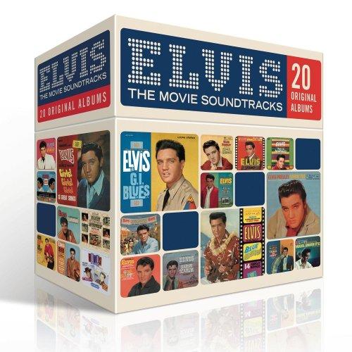 Elvis Presley- The Perfect Elvis Soundtracks Box set £26.34 At Amazon
