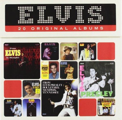 Elvis: 20 Original Albums Box set £28.99 at Amazon