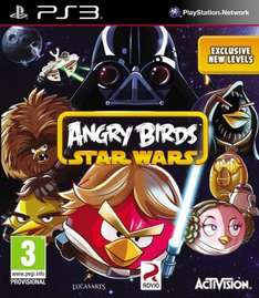 Star Wars Angry Birds (PS3) £4.97 delivered @ Currys