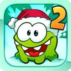 Cut the Rope 2 (1500 candy coins free worth $1.99) @ Amazon appstore