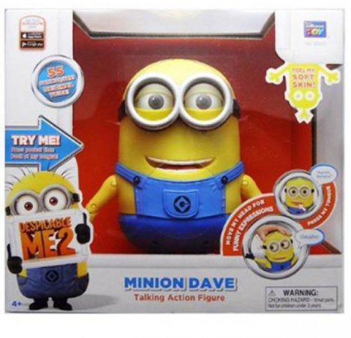Talking Minion Dave £15.00 instore @ Tesco