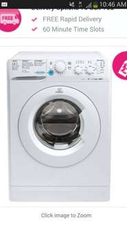 Indesit XWC61651W Innex 6Kg 1600 Spin Washing Machine in White -from the Co op electrical for £179.99