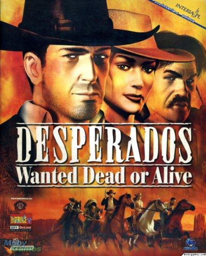 Desperados: Wanted Dead or Alive 72p [Steam Key]