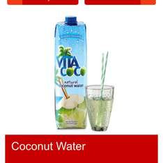 1 litre Vita Coco £1.99 at Aldi from 02/01/15