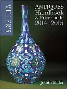 Miller's Antiques Handbook & Price Guide 2014-2015 Hardcover £5.00 @ Amazon (free delivery £10 spend/prime)