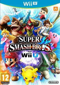 Super Smash Bros - Wii U - £28.46 (with Code) @ The Game Collection