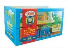 My Thomas Story Library The Complete Collection Paperback £40 @ Amazon (Lightning Deal)