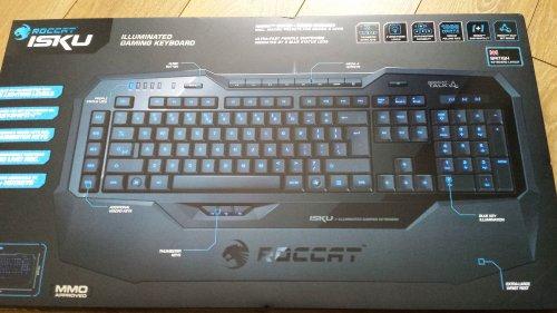 Roccat Isko Gaming Keyboard - £47.99 @ Currys/ PC World