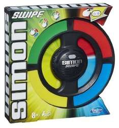 Simon Swipe by Hasbro. Reduced to £14.25 delivered @ Amazon