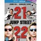 21 Jump Street/22 Jump Street Double Pack [Blu-ray] [2014] [Region Free] NOW £12.99 @ Amazon (Lightning Deals)
