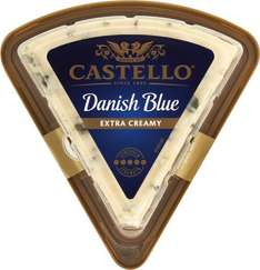 Castello Danish Blue (Traditional) (150g) was £1.65 now £1.00 @ Iceland
