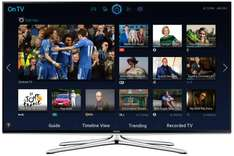 Samsung UE48H6200 Black - 48inch Full HD Smart 3D LED TV with Freeview HD, WiFi, 4x HDMI, 3x USB Ports £459.99 with code 'PCX20' @ co-op electrical