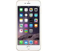 """APPLE MGAA2B/A iPhone 6 Plus - 16 GB, Gold, 5.5"""" Screen - Open Box £495.20 at EBAY Currys"""