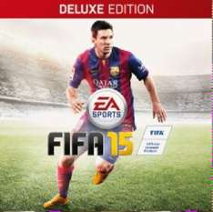 FIFA 15 PS3 download  £20 @ Playstation Store.