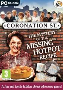 Coronation Street: The Mystery of the Missing Hotpot recipe - ONLY £2.00 @ GAME