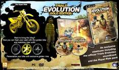 Trials Evolution: Gold edition with steelbook [PC] £3.94 @ Amazon