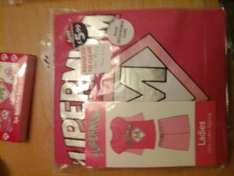 Supermum short pyjamas with cape £1 @ B&M