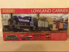Hornby R1163 Lowland Carrier Train Set £51 @ Hobby craft