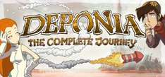 Deponia: The Complete Journey - £6.39 Steam Sale (cheapest yet)