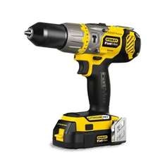 Stanley FatMax 18V Li-Ion Hammer Drill Was £149.99 Now £99.99 Now £79.99 @ Homebase