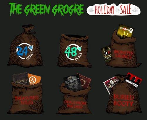 Big Sale at Greenman Gaming