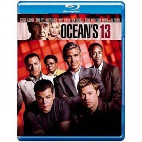Ocean's Thirteen Bluray £1 @ Poundland