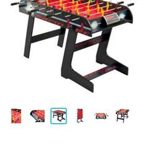 Hy-pro folding football table £18.00 @ Asda instore