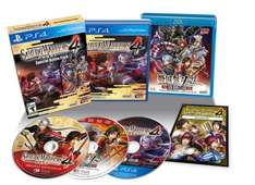 Samurai Warriors 4 Anime Edition (PS4) £30.00 Delivered @ Amazon Free Delivery