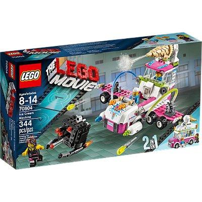 LEGO Movie Ice Cream Machine - 70804  £14.99 Asda Direct