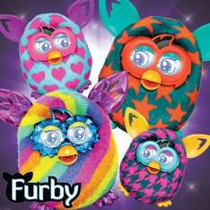 Furby Boom Crystal Series Sweets £24.99 Home Bargains Online & Instore
