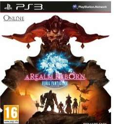 Final Fantasy XIV PS3 New £2.86 @ Amazon (free delivery £10 spend/prime)