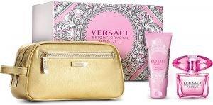 Versace bright crystal absolu 90ml edp gift set £40 plus p+p at harrods