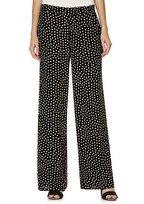 Palazzo spot print trousers tesco f&f £4.00
