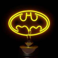 DC Comics Neon Lights only £23.21 (Batman/Superman) with code 'END2014' @ IWOOT