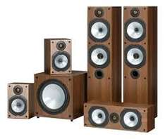 MONITOR AUDIO MR4 5.1 Speaker Package £699.95 @ richersounds (in-store) also avail. in black - link in comments
